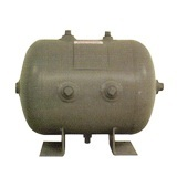 Manchester Tank Horizontal Air Receiver 10 Gallons