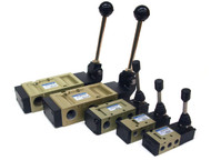 HLV Series - Hand Lever Operated Spool Valves