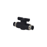 Push-To-Connect Fitting Straight Union Ball Valve (BUC)