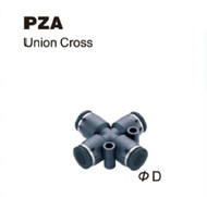 Push-To-Connect Fitting - Union Cross