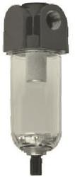 """Arrow Pneumatics Coalescing Filter 1/8"""" with Metal Bowl & Piston Drain - F500-01MZ"""