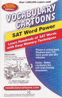 Vocabulary Cartoons, SAT Word Power