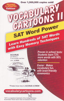 Vocabulary Cartoons II, SAT Word Power