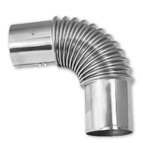 FVI12 90 Degree Vent Elbow