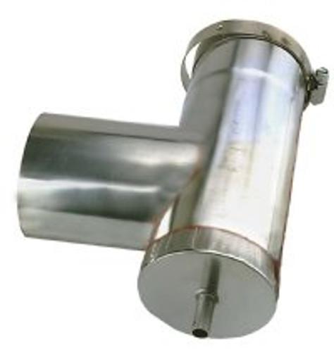 "Eccotemp 3"" Vertical Condensation Drain Tee"