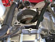 Engine bottom end crank