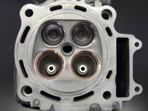 Motorcycle Cylinder Head : Jbi stroke motorcycle engine valve seat replacement