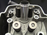 Complete cylinder head 4 stroke