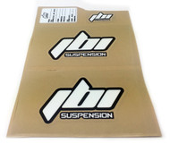 JBI Suspension Sticker Kit