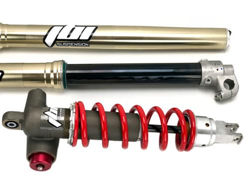 JBI Suspension Pro Setup Honda CRF250R