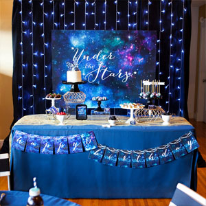 Tablevogue fitted table covers for celebrations