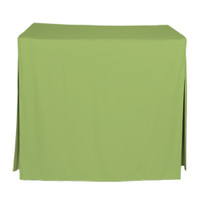 34-Inch Fitted Table Cover – Pistachio