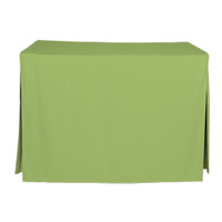 4-Foot Fitted Table Cover – Pistachio