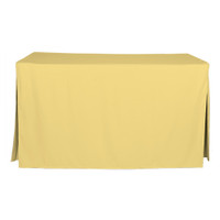 5-Foot Fitted Table Cover – Sorbet