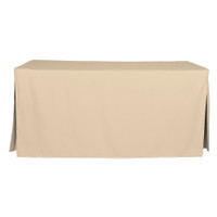 6-Foot Table Cover - Natural