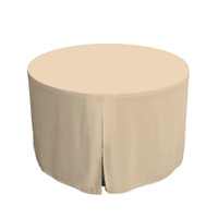 48-Inch Table Cover - Natural