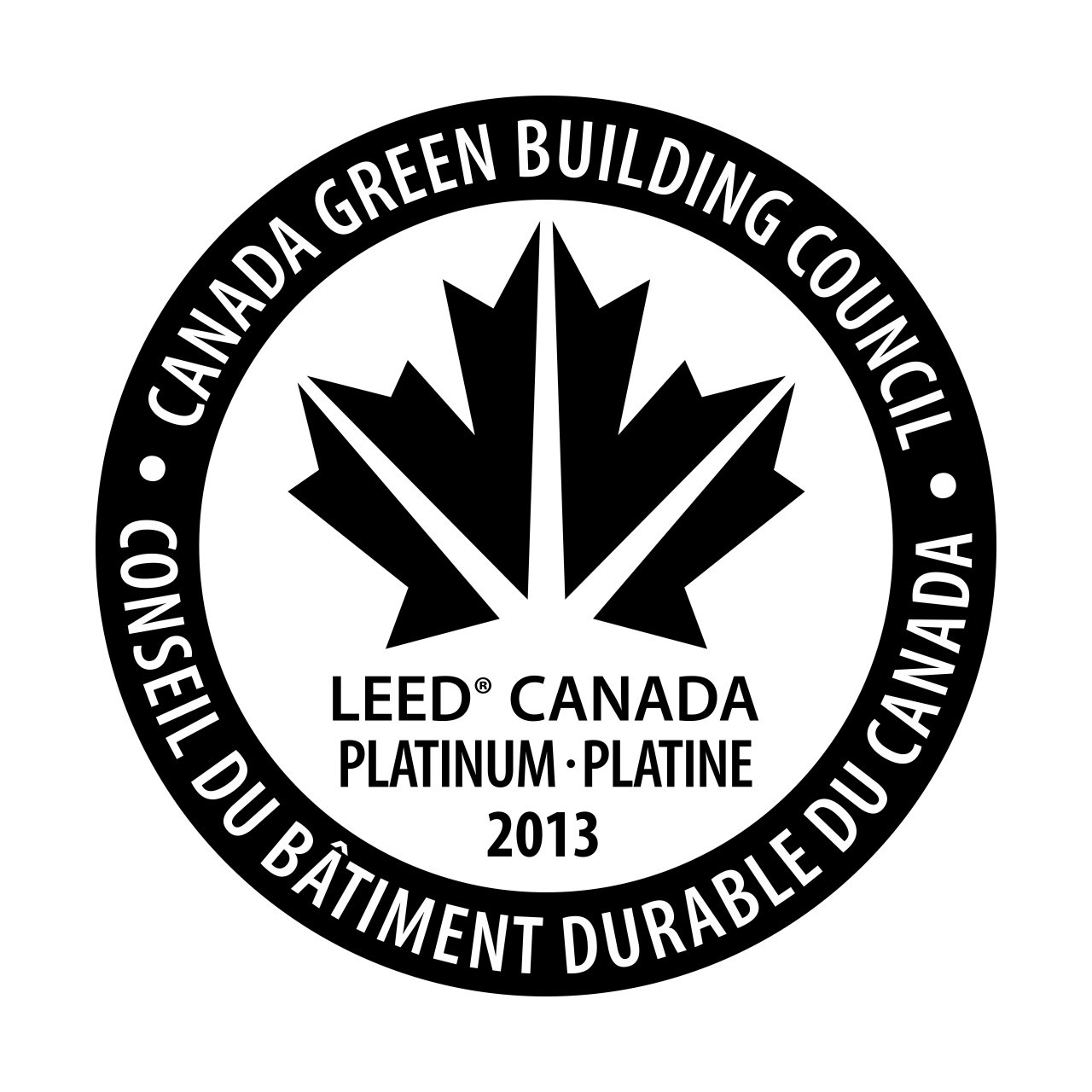 Black Cut Vinyl Decal 16 Set Of 2 Green Building Awards