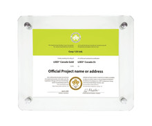 Clarity Certificate Display