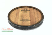 Whiskey Barrel Lazy Susan