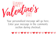 St Valentine's Card A