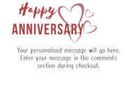 Anniversary Message A