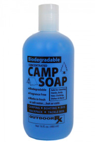 Camp Soap 16 oz.