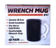 Wrench Mug Box 16.9 oz.