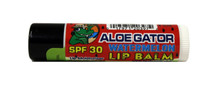 NEW Aloe Gator Lip Balm SPF 30 Watermelon