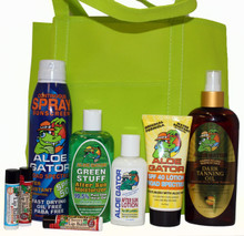 Mother's Day Gift $29.95 - Summer Beach Skin Care Kit - Includes Tote Bag  25% off MSRP - $47.00  PLUS FREE SHIPPING