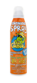 LIL Gator Continuous Spray SPF 50