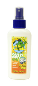 Lil Gator SPF 30+ Quick Dry Pump Spray