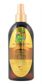 Aloe Gator Tanning Oil Spray