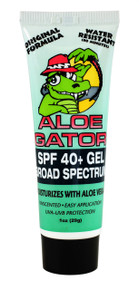 Aloe Gator SPF 40+ Gel 1 Oz.