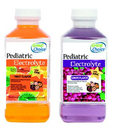 Pediatric Electrolyte 12 Pack - 16.9 oz Bottles - Grape & Fruit Flavor