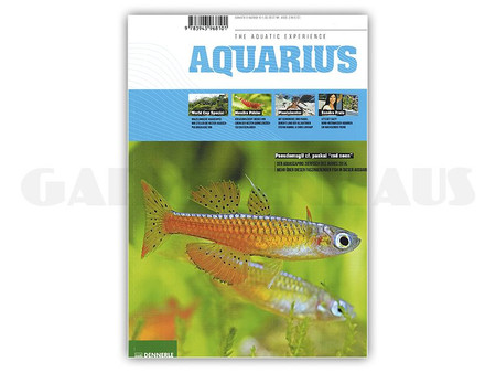 Aquarius Magazine - Volume 1 by Chris Lukhaup