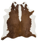 Exquisite Natural Cow Hide Hereford (ux)