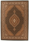 Stunning Formal Oriental Design Rug Green (ux)