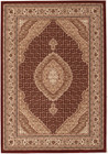 Stunning Formal Oriental Design Rug Red (ux)