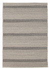 Hellena Braided Silver Felted Wool Rug (ux)