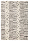Hellena Braided Grey Wool Rug (ux)
