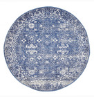 Oasis Navy Transitional Rug (ux)