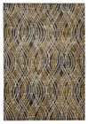 Flurry Modern Charcoal Rug - Dream Scape 852 (ux)