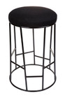 Aiden Stool - Black (cl)