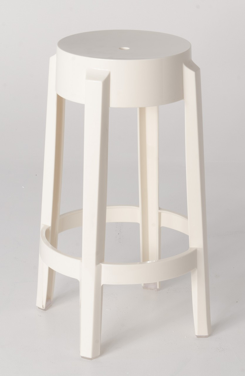 Replica Charles Ghost Stool Ivory Colour Replica Ghost