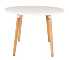 Replica Mario Cellini Halo Dining Table-round-100cm