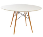Replica Eames DSW Dining Table-120cm