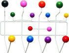 Replica Ray & Charles Eames Hanger - Hang-It-All - multicolour