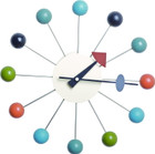 Replica George Nelson Ball Clock - multicolour