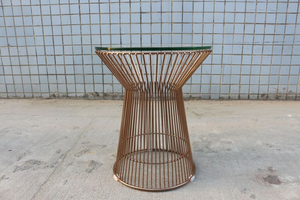 Replica warren platner table replica warren platner for Furniture 63366