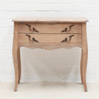 Chateaux 2 Drawer Bedside (hf)